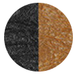 Black/ Cedar