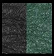 Black/ Green