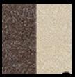 Brown/ Sand