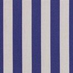 Blue/ White Stripe- Telescope