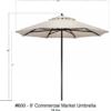 umbrella dimensions n9 ft